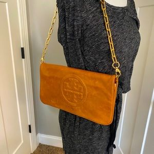 Tory Burch convertible shoulder bag/clutch
